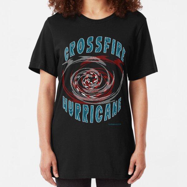 Crossfire Hurricane Slim Fit T-Shirt