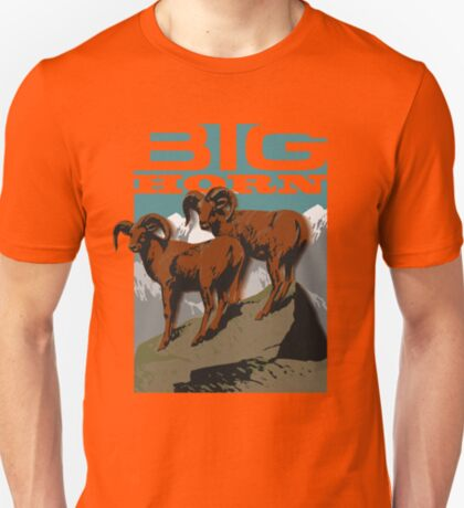 BIGHORN of the Mountains T-Shirt