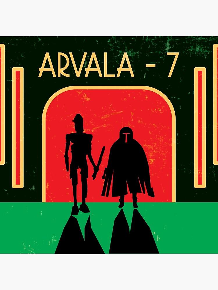 Arvala-7 by AJW3-Art