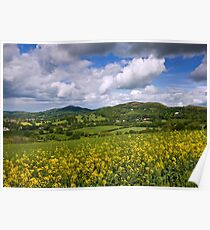 Malvern Hills : Darling May Poster
