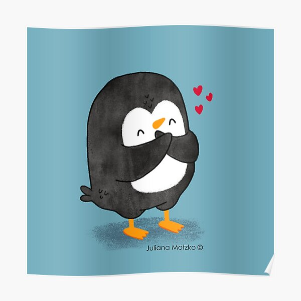 Penguin in Love 2 Poster