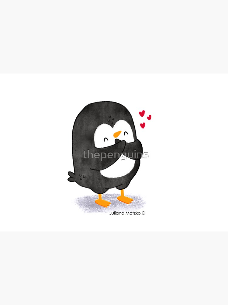 Penguin in Love 2 by thepenguins
