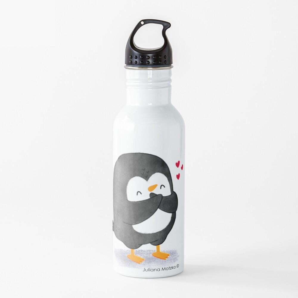 Penguin in Love 2 Water Bottle
