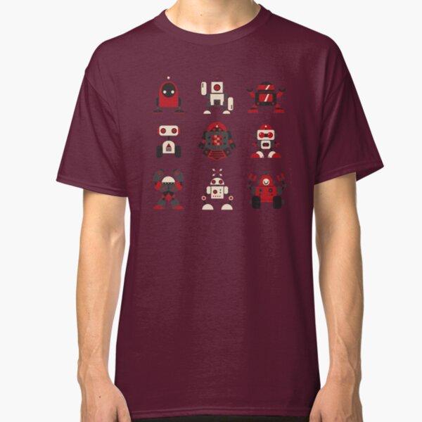 Little Robots Classic T-Shirt