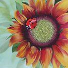 Ladybug Ladybug...... by Melodie Douglas