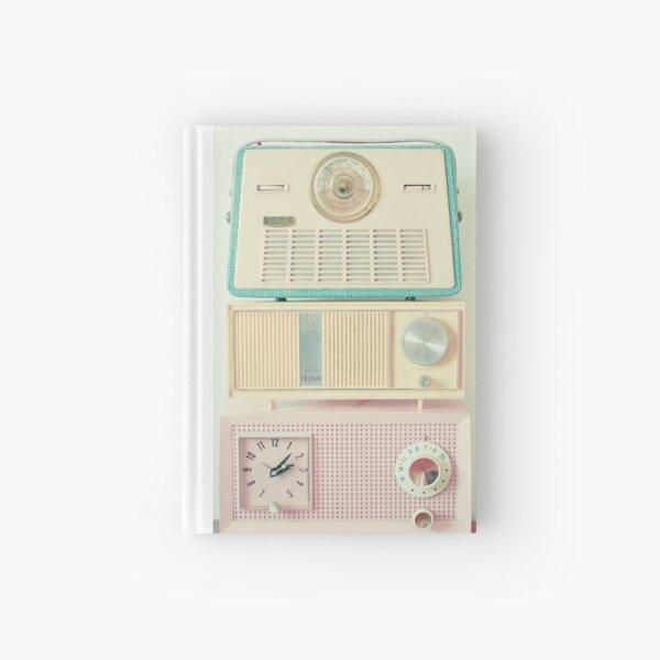 Radio Stations Hardcover Journal