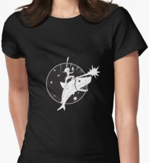What Science Fiction Means To Me Women's Fitted T-Shirt