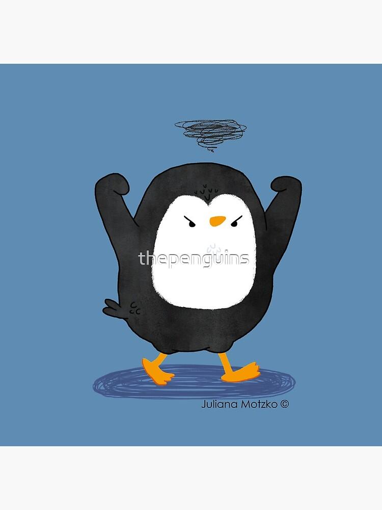 Grumpy Penguin 4 by thepenguins
