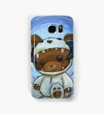 Mr. Chompypants meets a Wampa Samsung Galaxy Case/Skin