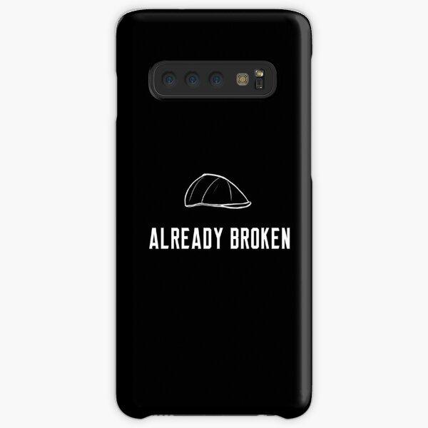 already broken Samsung Galaxy Snap Case