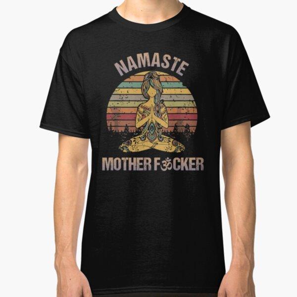 Funny Namaste Yoga tshirt - product Classic T-Shirt