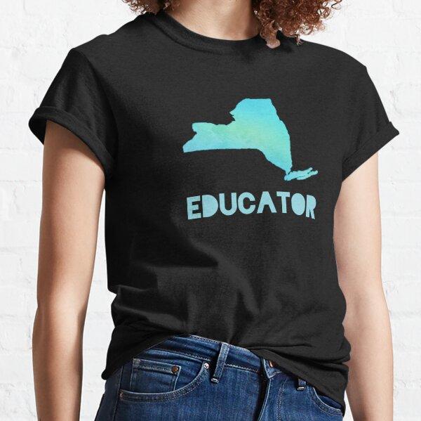 New York Educator Classic T-Shirt