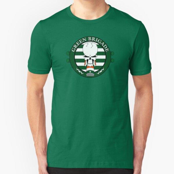 Green Brigade Slim Fit T-Shirt