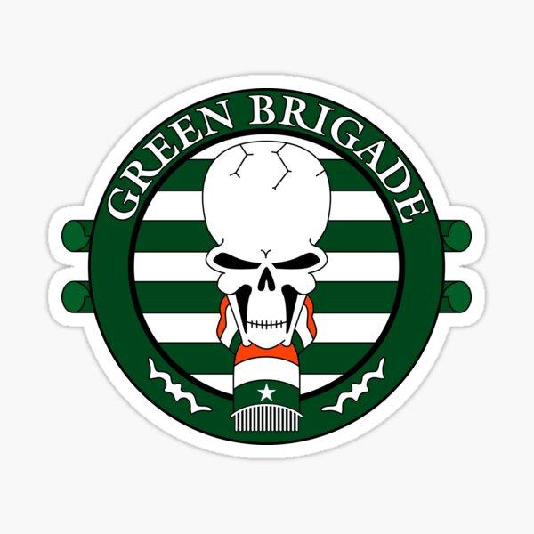 Brigade verte Sticker