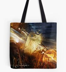 """Painted with Light"" Tote Bag"
