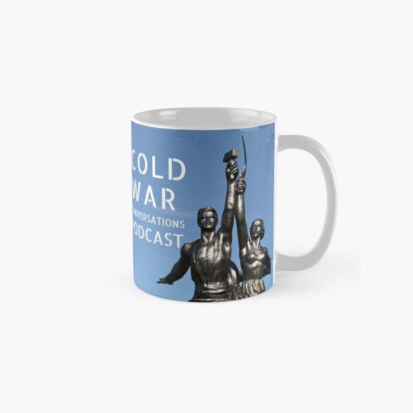 Cold War Conversations Podcast Classic Mug