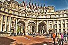 Admiralty Arch  by LudaNayvelt