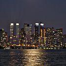 Across The Hudson by Mary Carol Story