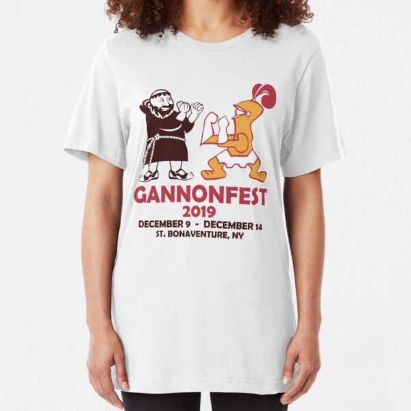 Gannonfest 2019 Slim Fit T-Shirt