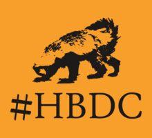 Honey Badger Don't Care (Twitter)