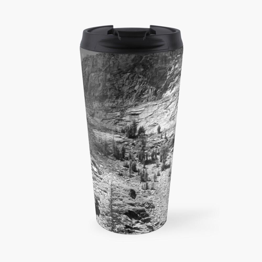 Ten Lakes Basin - Yosemite N.P. Travel Mug