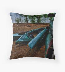 Watercraft Throw Pillow