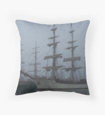 Atlantic Fog Throw Pillow