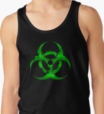 Biohazard Raver Green T-Shirt
