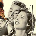 Blaze it by Retro Collage