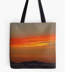 Antarctic Dawn Tote Bag