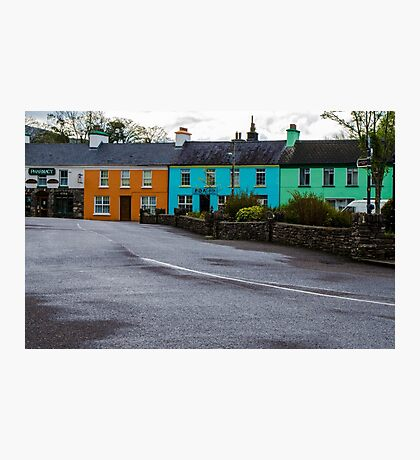 The Colors of Sneem 2 Photographic Print