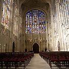 Kings College Chapel by Robert Ellis