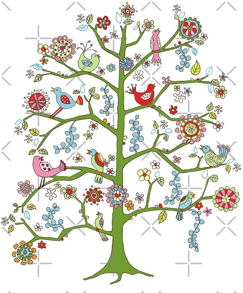 singing birds by vian