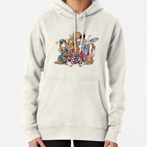 One Piece 1 Pullover Hoodie
