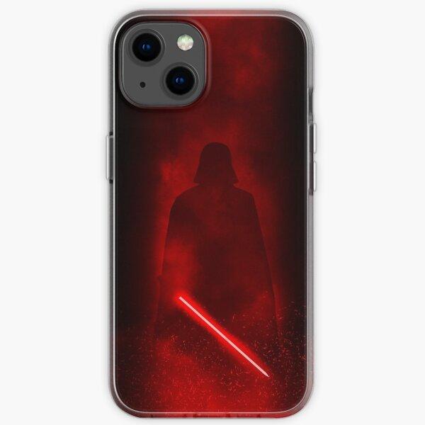 Vader Minimal iPhone Soft Case
