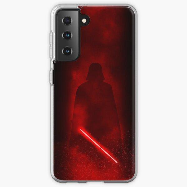 Vader Minimal Samsung Galaxy Soft Case