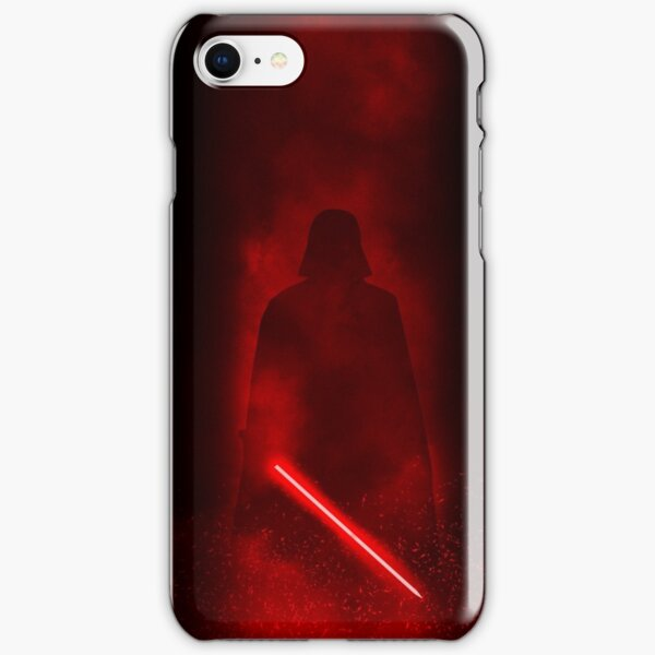 Vader Minimal iPhone Snap Case