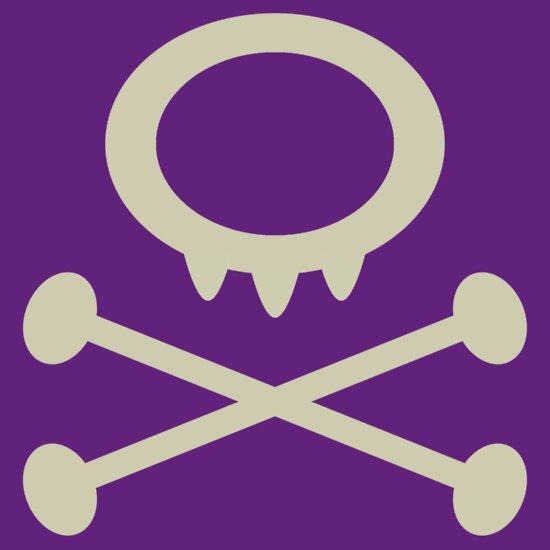 TShirtGifter presents: Koffing - Skull and Crossbones