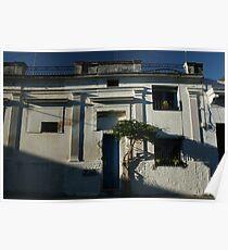Old House Colonia del Sacramento -Uruguay Poster