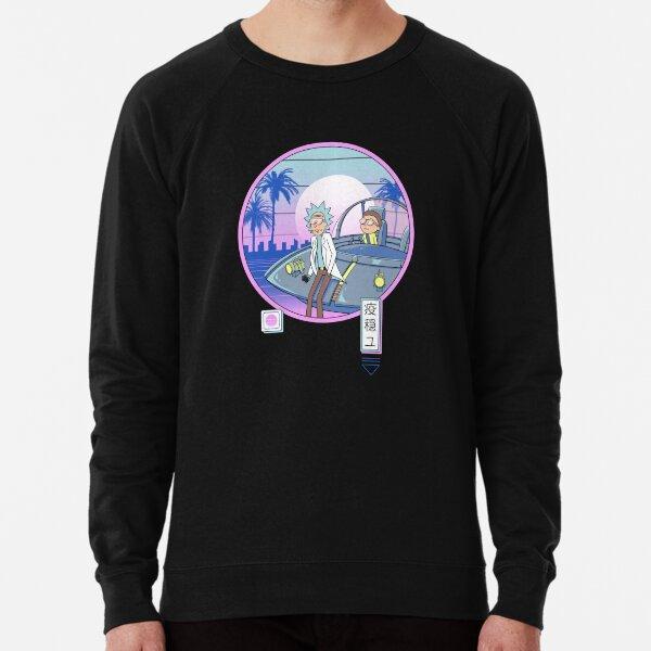 Rickwave Morty Lightweight Sweatshirt
