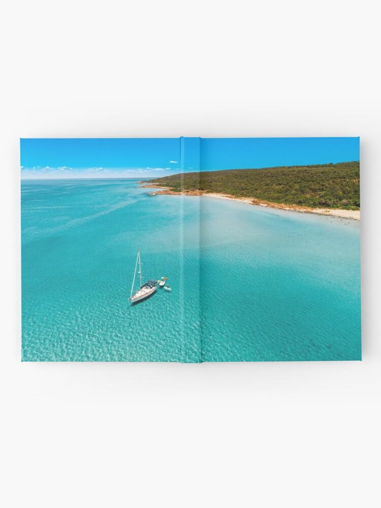 Alternate view of Meelup, Western Australia Hardcover Journal