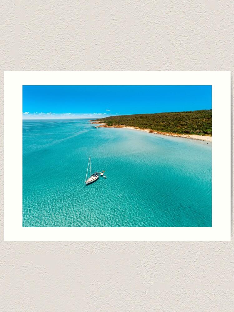 Alternate view of Meelup, Western Australia Art Print