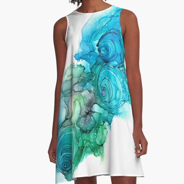 Joy A-Line Dress