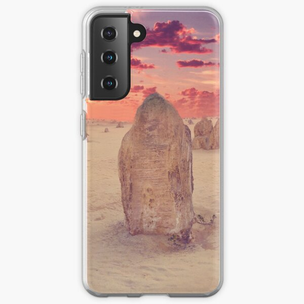 The Pinnacles, Western Australia Samsung Galaxy Soft Case