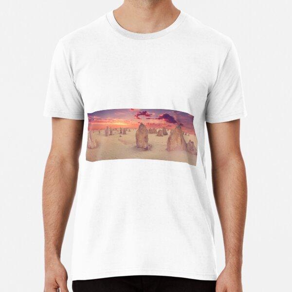 The Pinnacles, Western Australia Premium T-Shirt