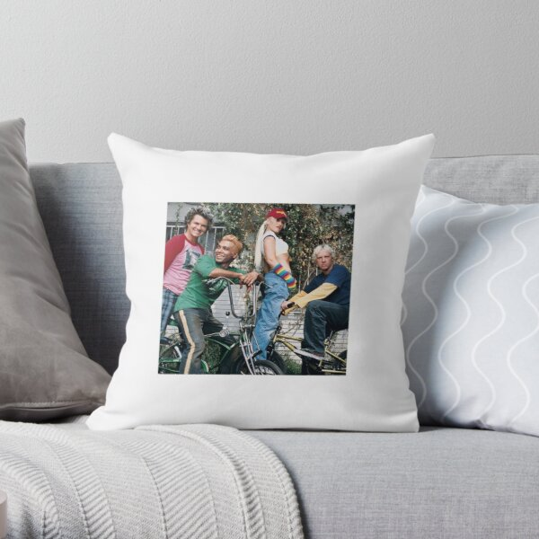 No doubt Throw Pillow