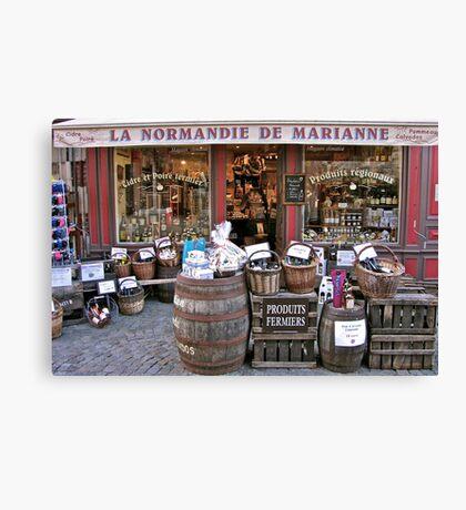 Calvados Canvas Print