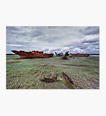 Fleetwood Marsh Photographic Print