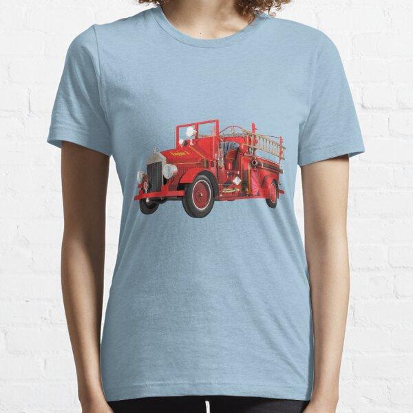 Antique Fire Engine Essential T-Shirt