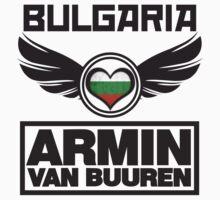 Bulgaria loves Armin